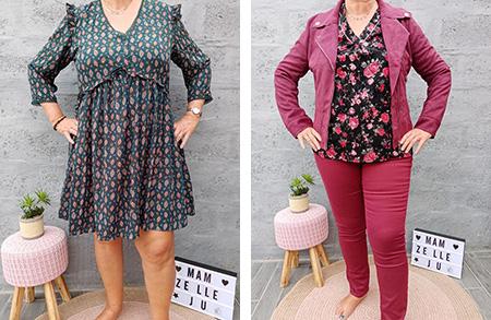 Vente de vêtements grandes tailles à Douai